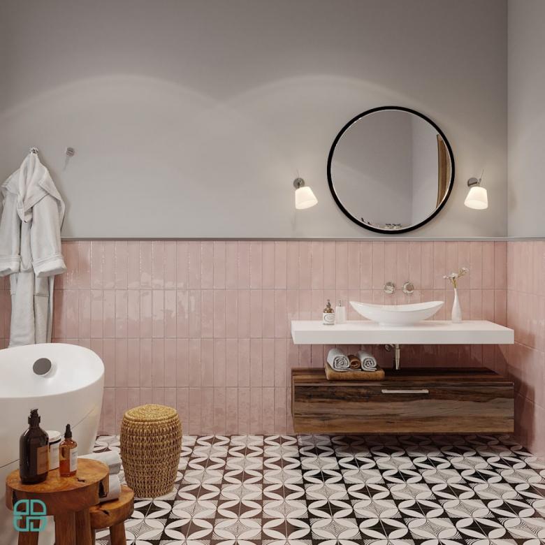 Дизайн интерьера дома раковина