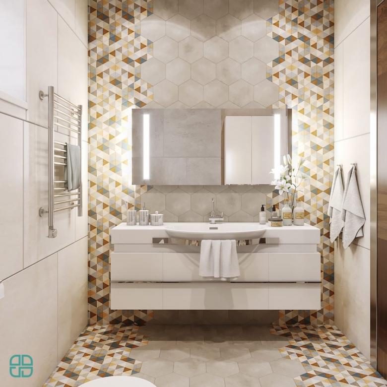 Дизайн интерьера дома туалетная комната
