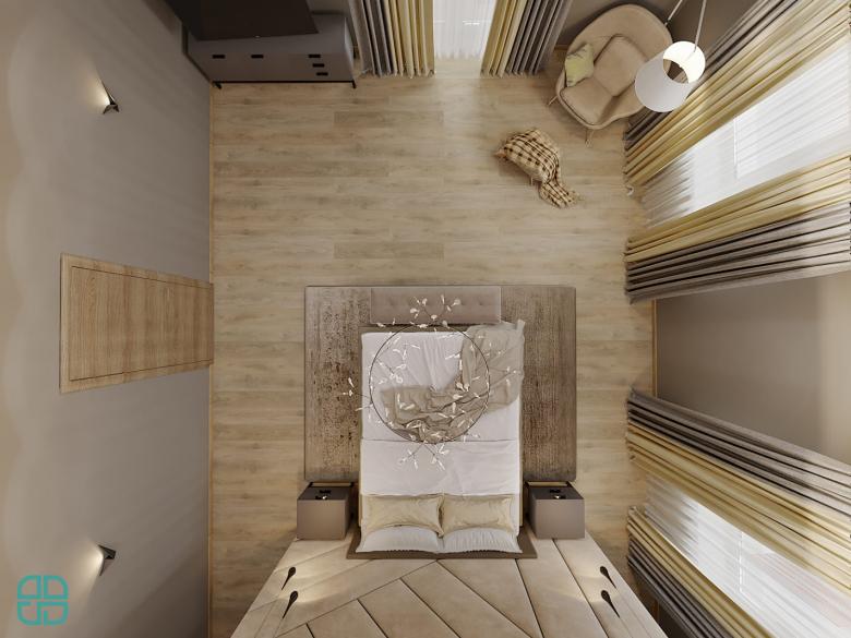 Дизайн интерьера дома гардеробная
