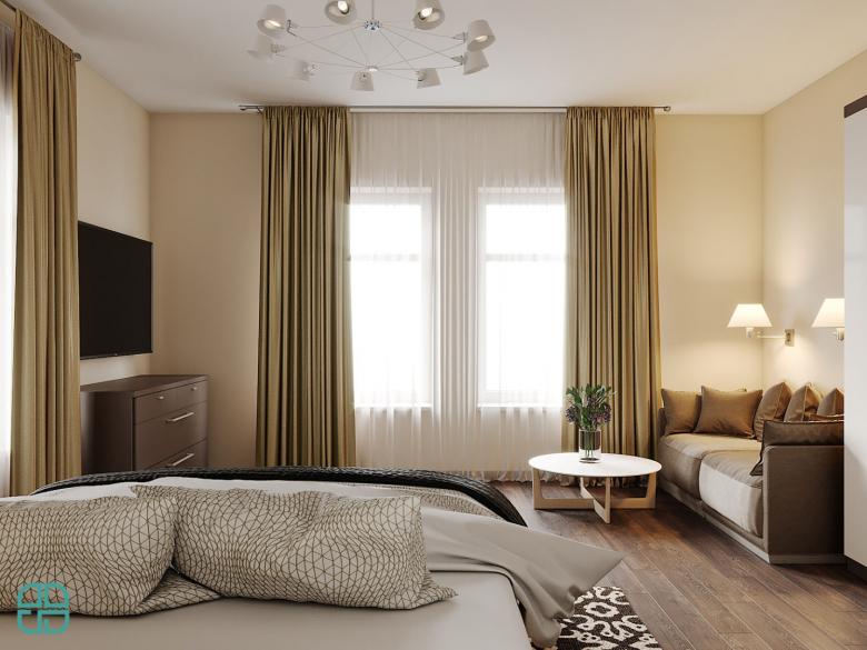 Дизайн интерьера дома современный