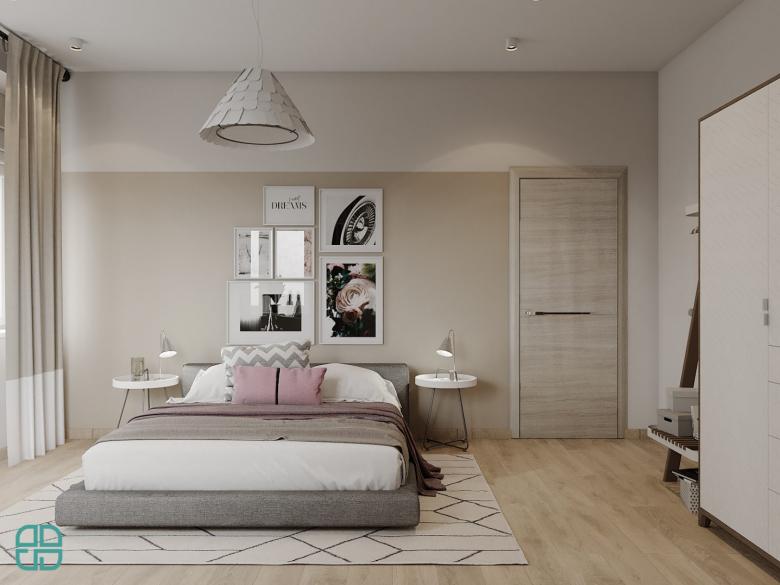 Дизайн интерьера дома детская спальня