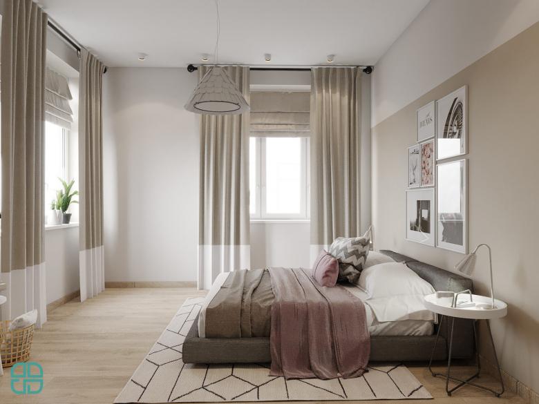 Дизайн интерьера дома детская