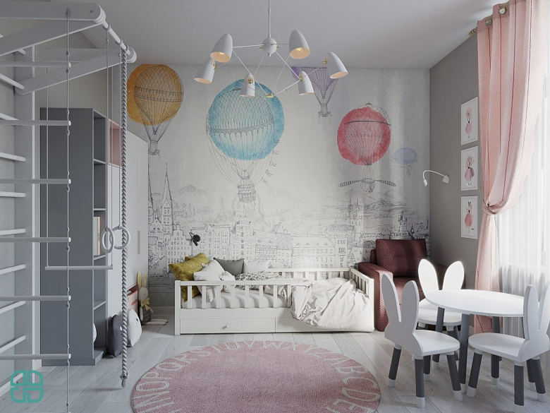 Дизайн современной  квартиры ЖК Премьер Палас