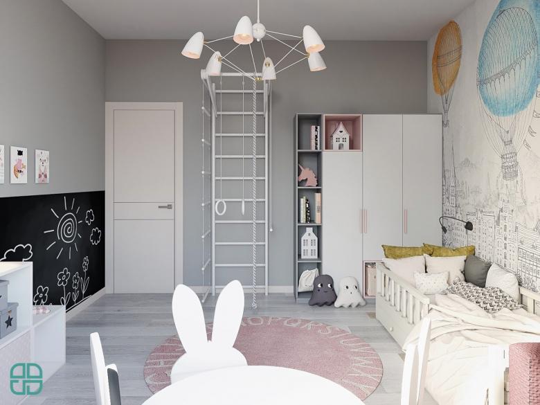 Дизайн квартиры ЖК Премьер Палас туалет